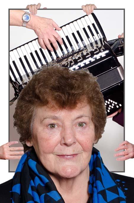 Bertie Buis klezmer en accordeon