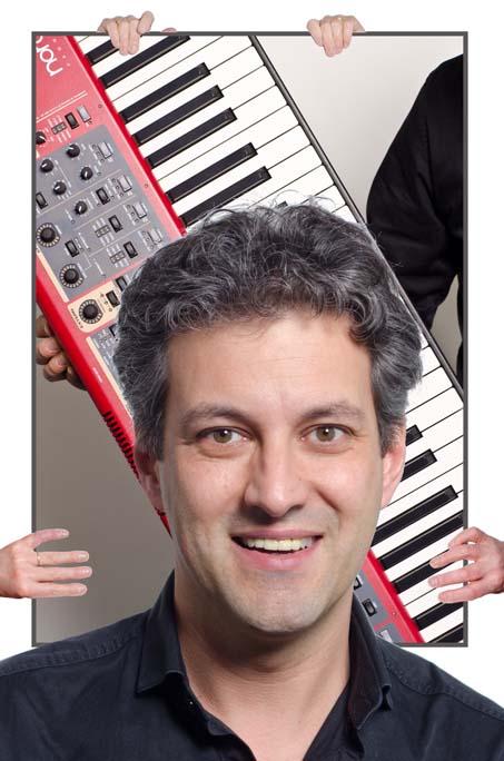 Hubert jan Horrocks, keyboard