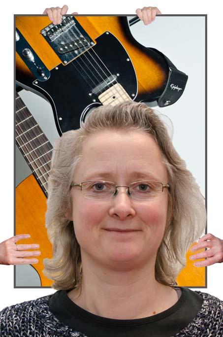 Moira gitaar