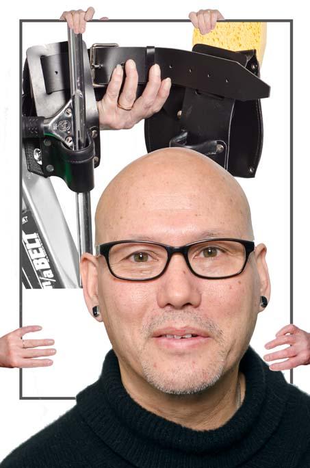 Ron Vaessen Schoonmaker2
